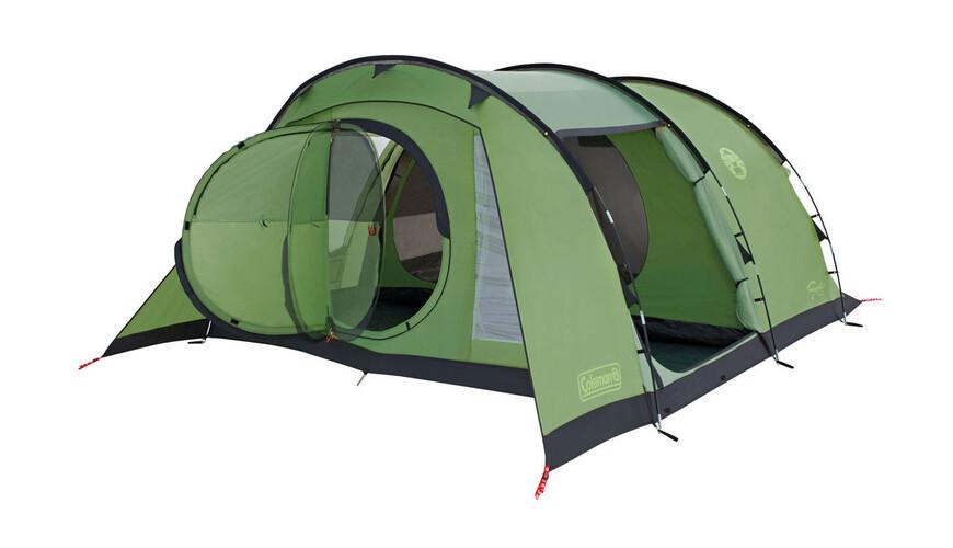 Coleman Cabral 5 - Tente - vert
